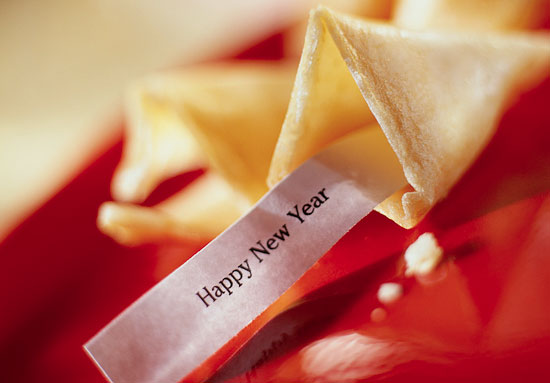 FNew Year's Resolutions for Writers