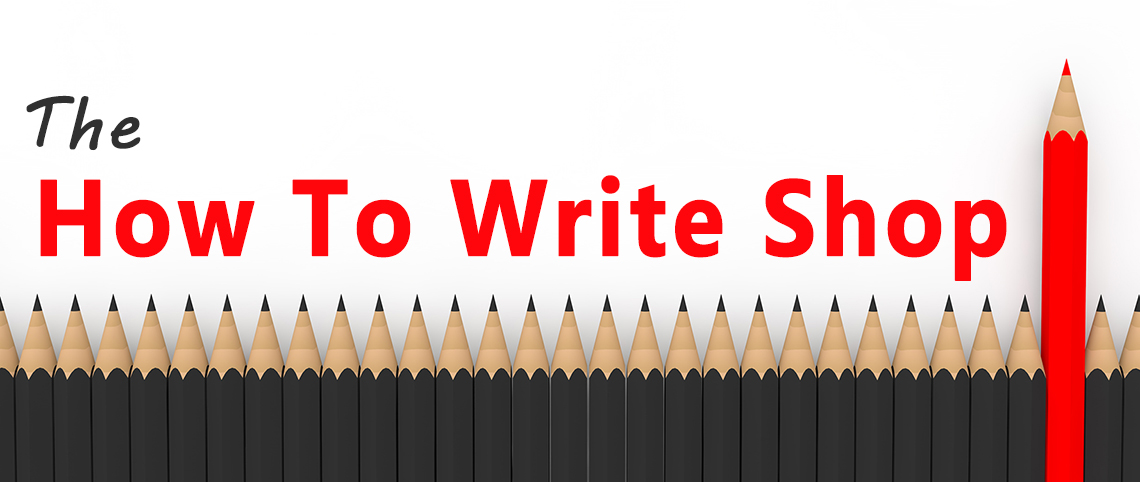 How To Write Shop